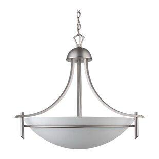 Whitfield Lighting Kelsey 3-Light Bowl Pendant