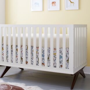 Norfolk 3-in-1 Convertible Crib By DwellStudio