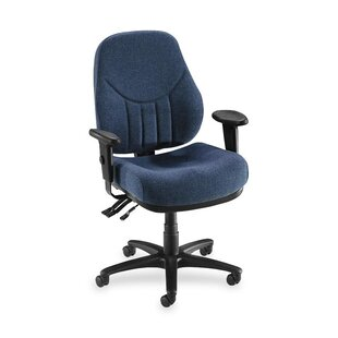Lorell Baily Series Ergonomic Task Chair
