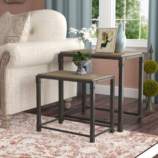 Best Reviews Remy 2 Piece Nesting Tables By Laurel Foundry Modern Farmhouse