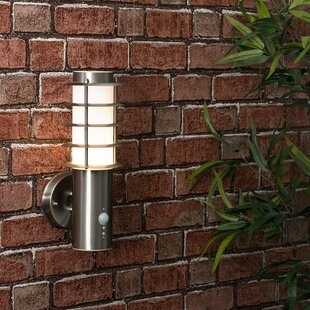 Mclarney Outdoor Sconce With Motion Sensor Image