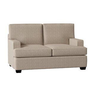Affordable Price Clarkedale Loveseat by Birch Lane™ Heritage Reviews (2019) & Buyer's Guide