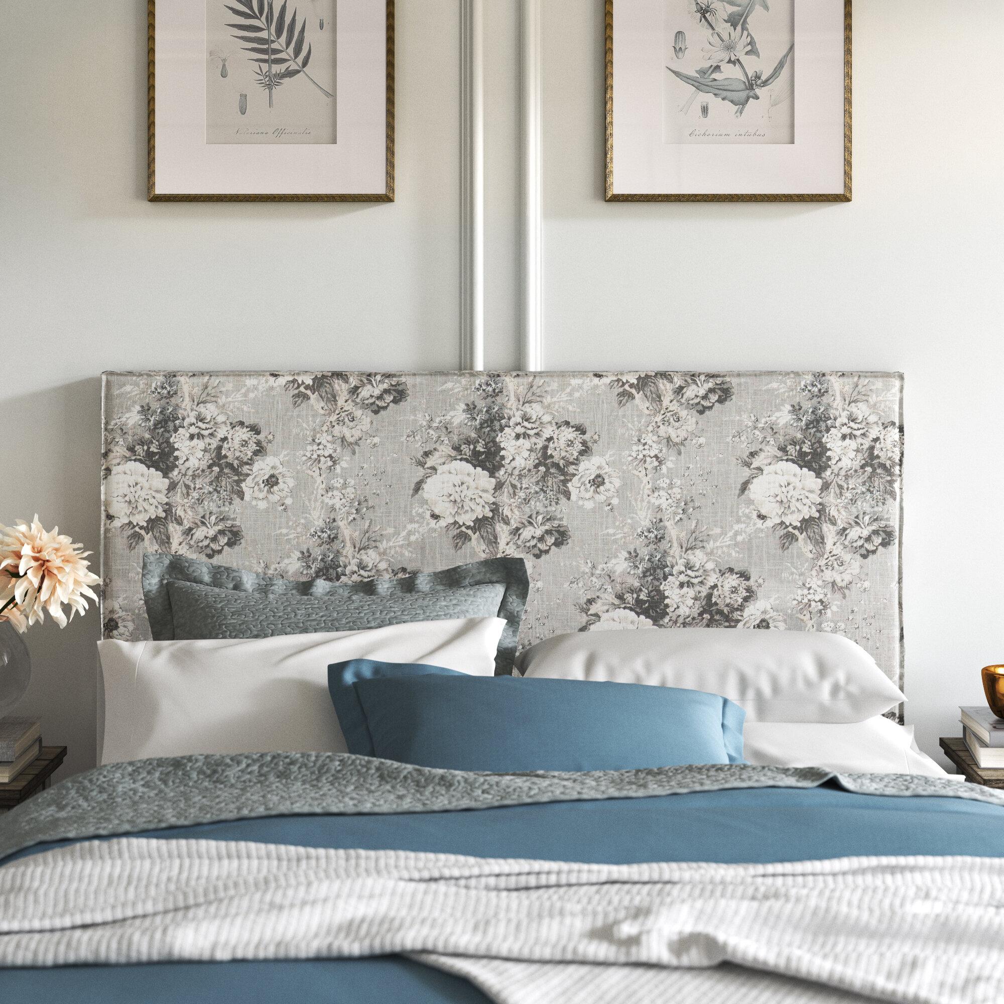 Kelly Clarkson Home Sonobana Upholstered Panel Headboard Wayfair