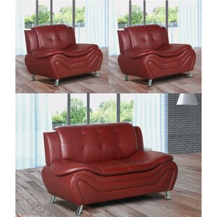 Tolar 3 Piece Living Room Set ..