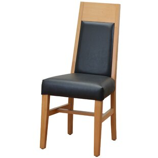 Tall Back Upholstered Dining Chair by DHC..