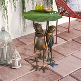 Fabron Metal Side Table
