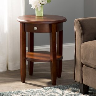 Sickler End Table by Winston Porter