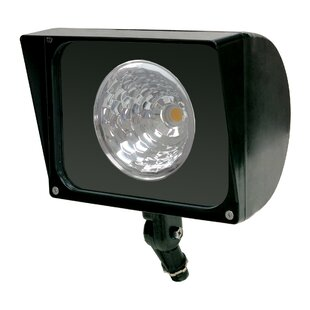 40-Watt LED Outdoor Security Flood Light by Howard Lighting