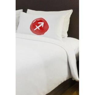 Sagittarius Pillow Case