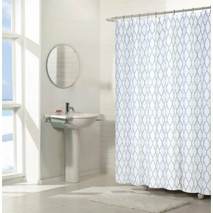 Pyne Trellis Chic Single Shower Curtain