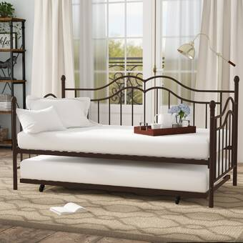 Andover Mills Daybed With Trundle Reviews Wayfair Ca