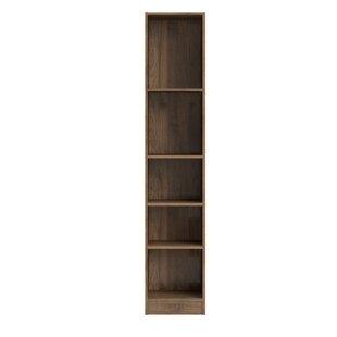Vernice Tall 5 Shelf Standard Bookcase by Zipcode Design