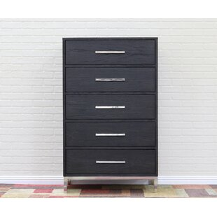 Brinley 5 Drawer Chest by Home Image