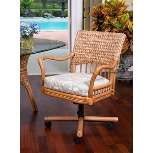 Pringle Tilt Upholstered Dining Chair by Bay Isle Home