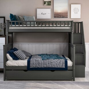 Busse Twin over Full Bed with Trundle by Isabelle amp Max