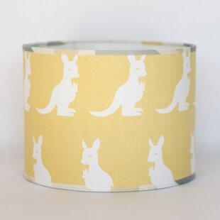 Honeydoo Kangaroo 43 Drum Lamp Shade