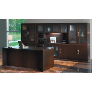 Aberdeen Series Standard Desk Office Suite by Mayline Group