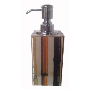 Oggetti Bamboo Soap Dispenser