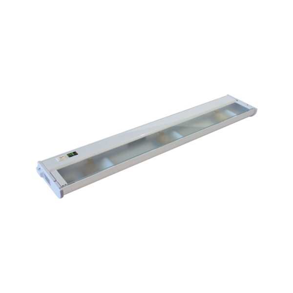 Replacement puck light under cabinet White 120V Xenon New Open Box