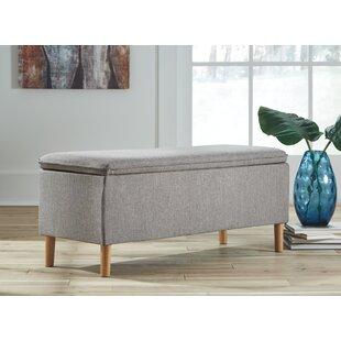 Zipcode Design Burley Upholstered Bench