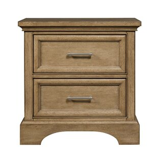 Click 2 Drawer Nightstand