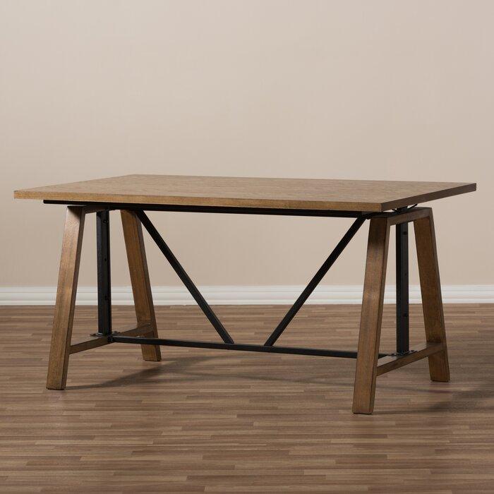Marvelous Ailith Height Adjustable Computer Desk Ibusinesslaw Wood Chair Design Ideas Ibusinesslaworg