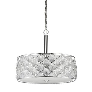 House of Hampton Keifer 4-Light Pendant