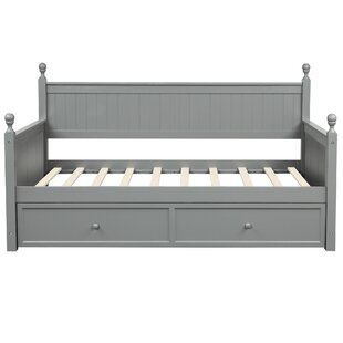 Wykoff Twin Bed with Trundle