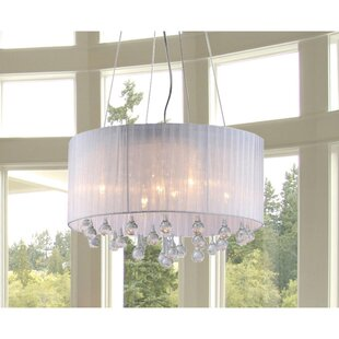 Ivy Bronx Blazer Spherical 4-Light Chandelier