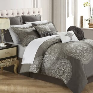 Darby Home Co Frost 13 Piece Reversible Comforter Set