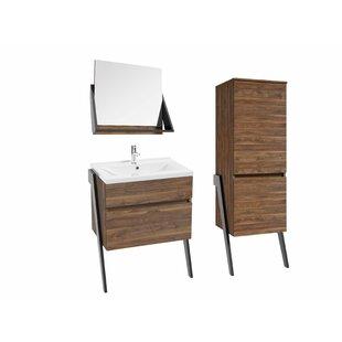 Caruso 52 Single Bathroom Vanity Set by Brayden Studio