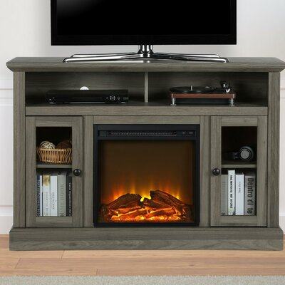 Fireplace Small Under 48 In Tv Stands Amp Entertainment