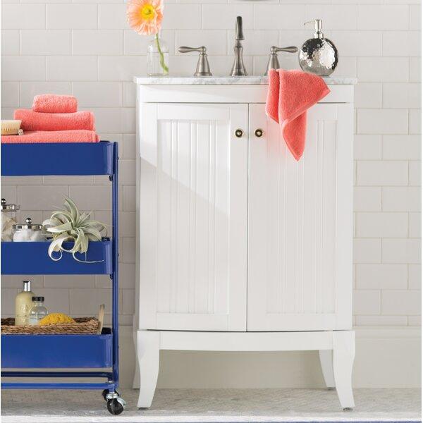 Harris 24 Quot Single Bathroom Vanity Set Amp Reviews Joss Amp Main