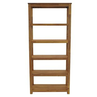 Yokum Etagere Bookcase by Millwood Pines