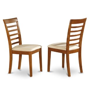 Milan Side Chair (Set of 2) East West Furniture