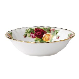 Old Country Roses Bone China 4.5 fl oz. Fruit Bowl