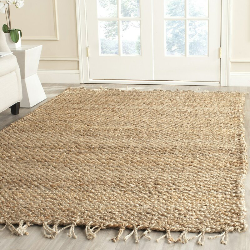Liza Hand Woven Natural Area Rug