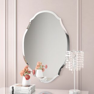 Oval Bathroom Mirrors Youll Love Wayfair
