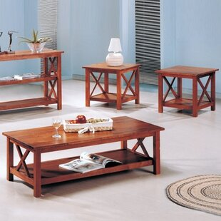 Red Barrel Studio Donny 3 Piece Coffee Table Set