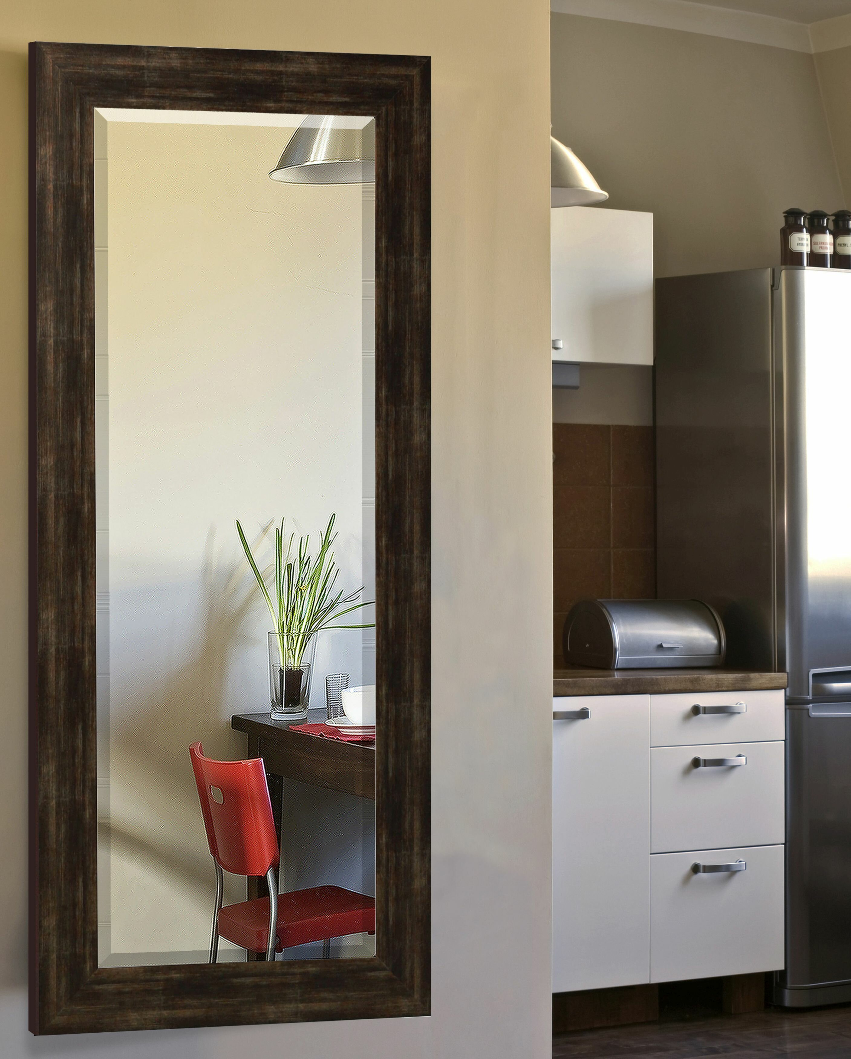 Millwood Pines Arkansas Classic Body Accent Mirror Reviews Wayfair