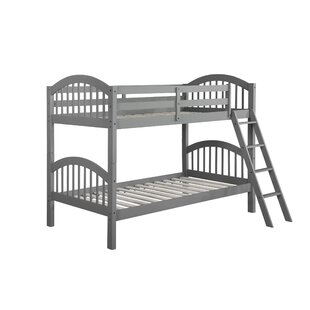 Bork Arch Twin Bunk Bed