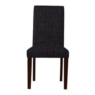 Latitude Run Beachwood Wood Legs Parsons Chair (Set of 2)