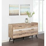 Gallman 6 Drawer Double Dresser by Union Rustic