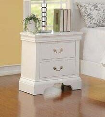Canora Grey Clitheroe 2 Drawer Nightstand