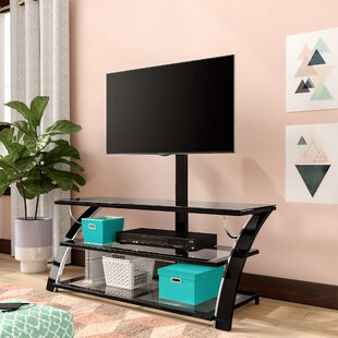 Copper TV Stand for TVs up to 60