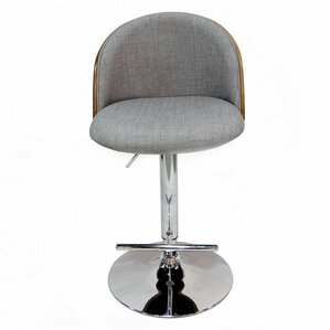 Adjustable Height Swivel Bar Stool by Ade..