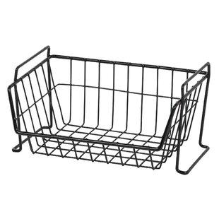 IRIS USA, Inc. Stacking Shelving Rack (Set of 6)