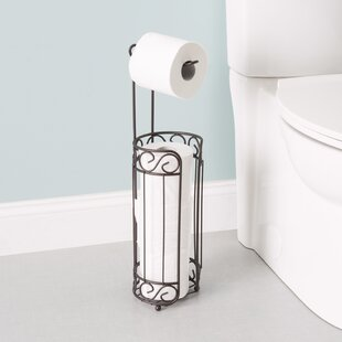 Toilet Paper Storage Canister Wayfair