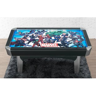 Marvel Universe 84 Air Hockey Table By American Heritage