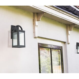 Campbelltown Outdoor Wall Lantern by Longshore Tides